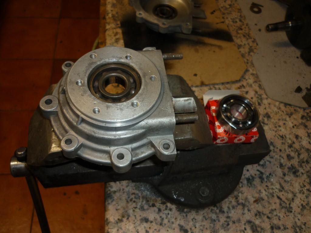 reparaciones en motor montesa brio 81 taller de cl 225 sicas
