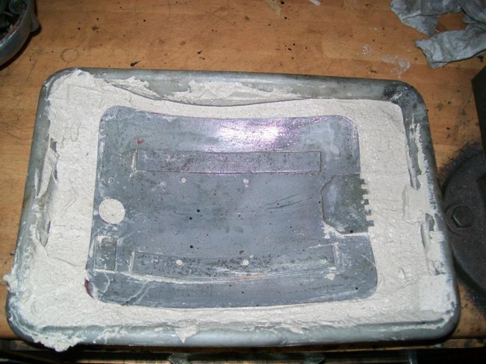 original en el molde