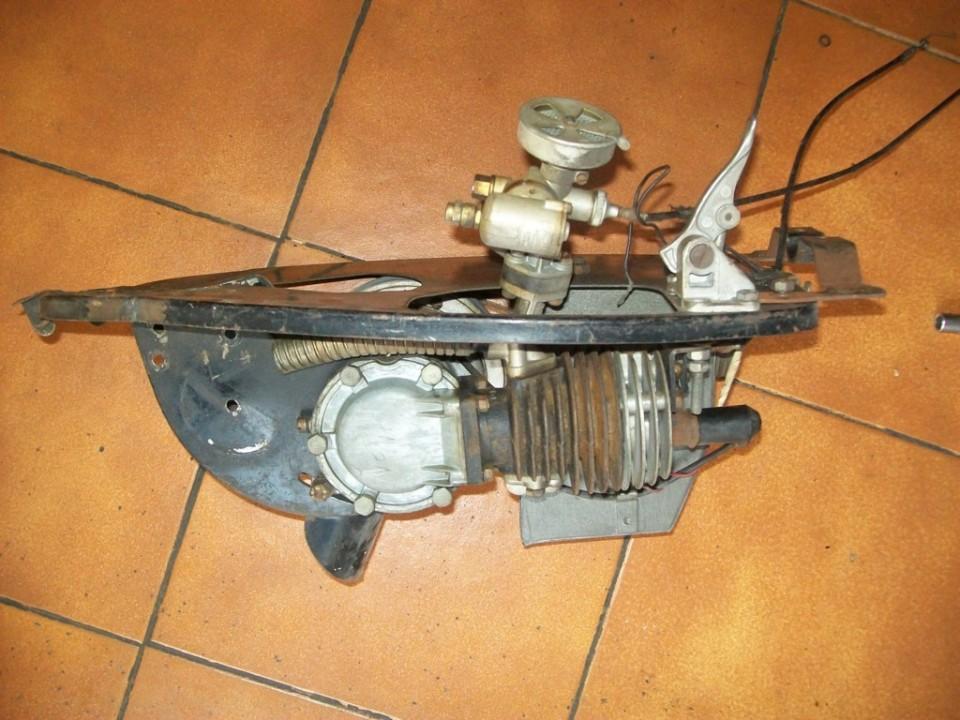 y el motor por otro