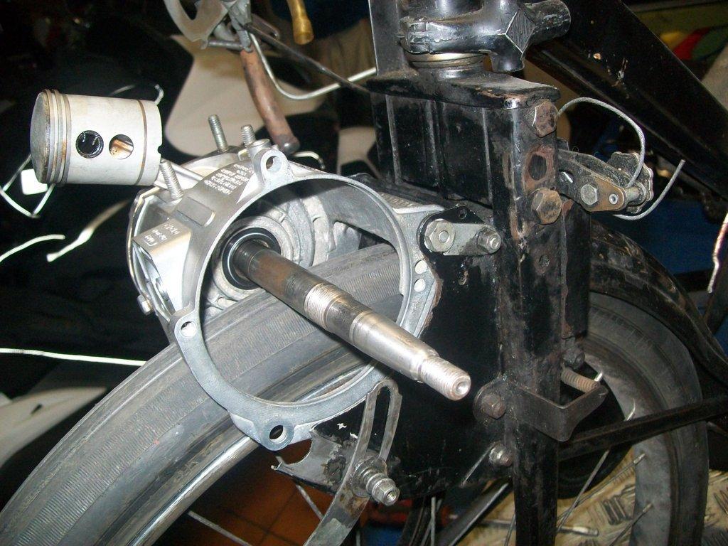 Reparacion del motor de una Velosolex 3300 | Taller de Clásicas