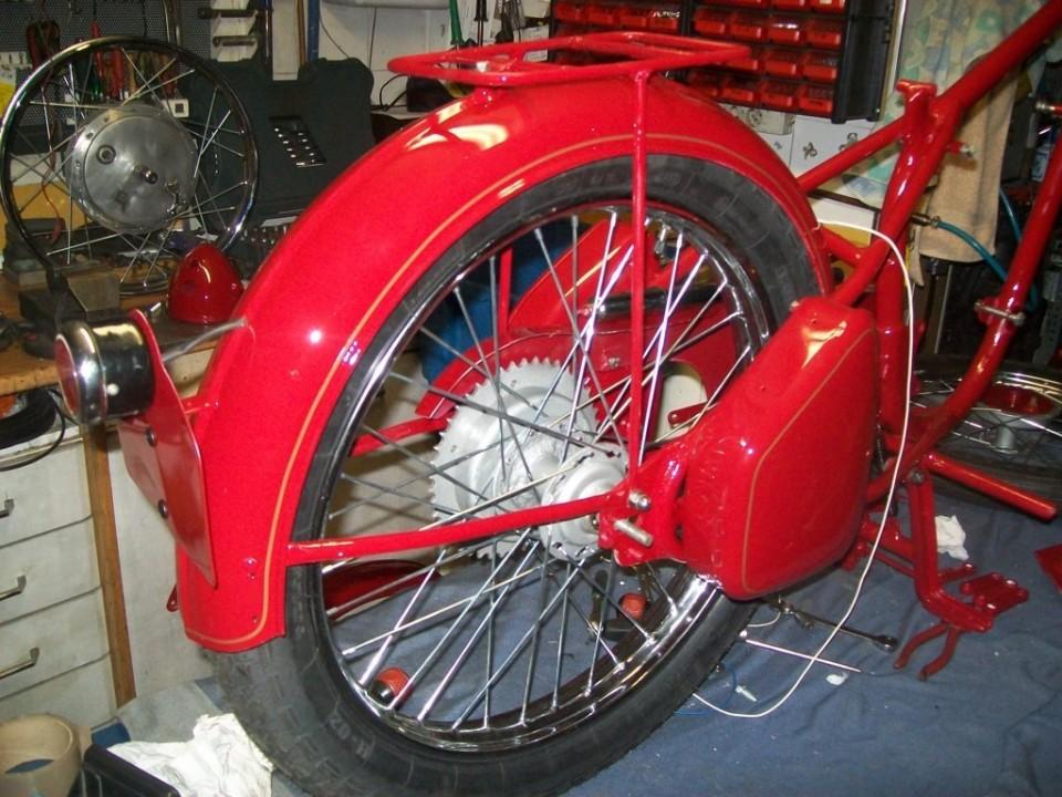 y su rueda