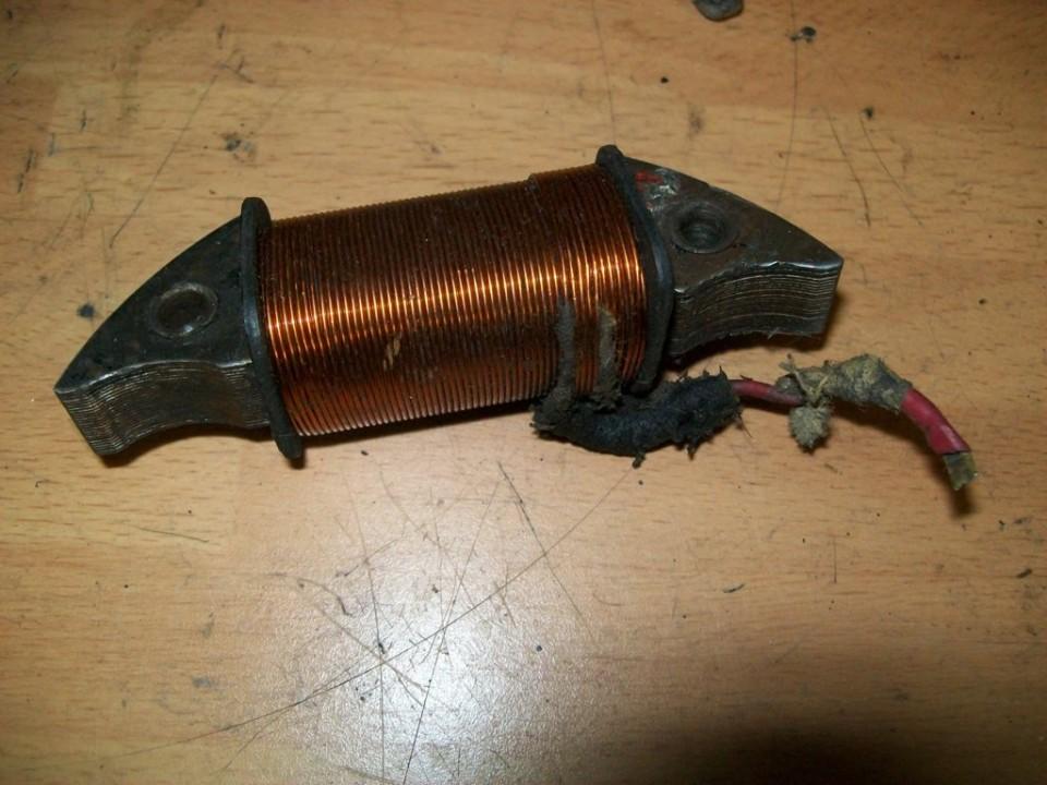 el cable de la bobina esta despeluchado