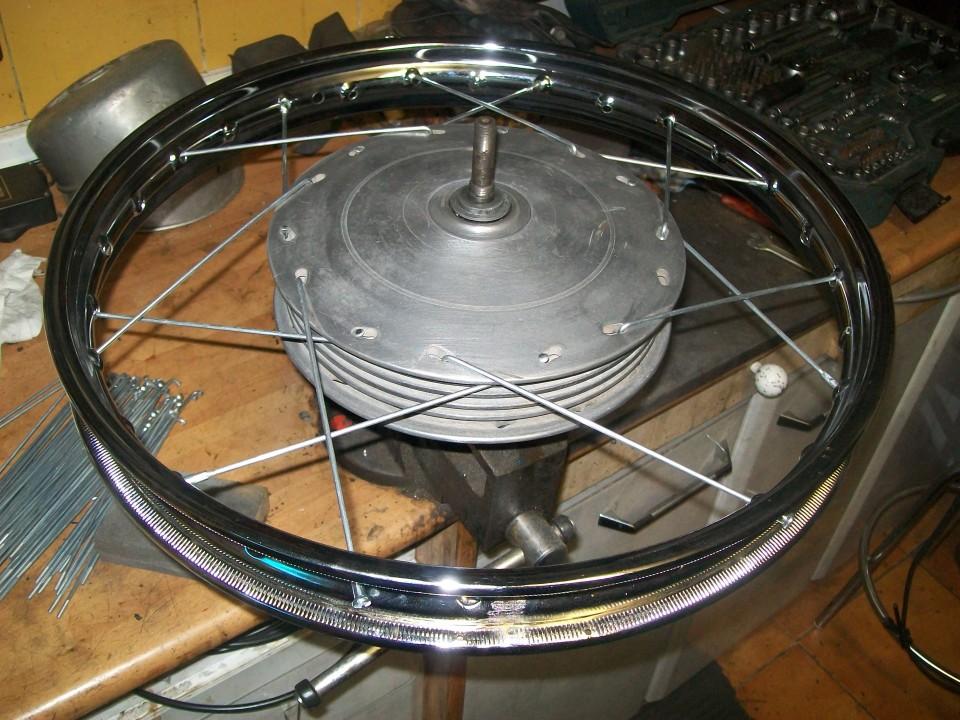 radiamos las ruedas